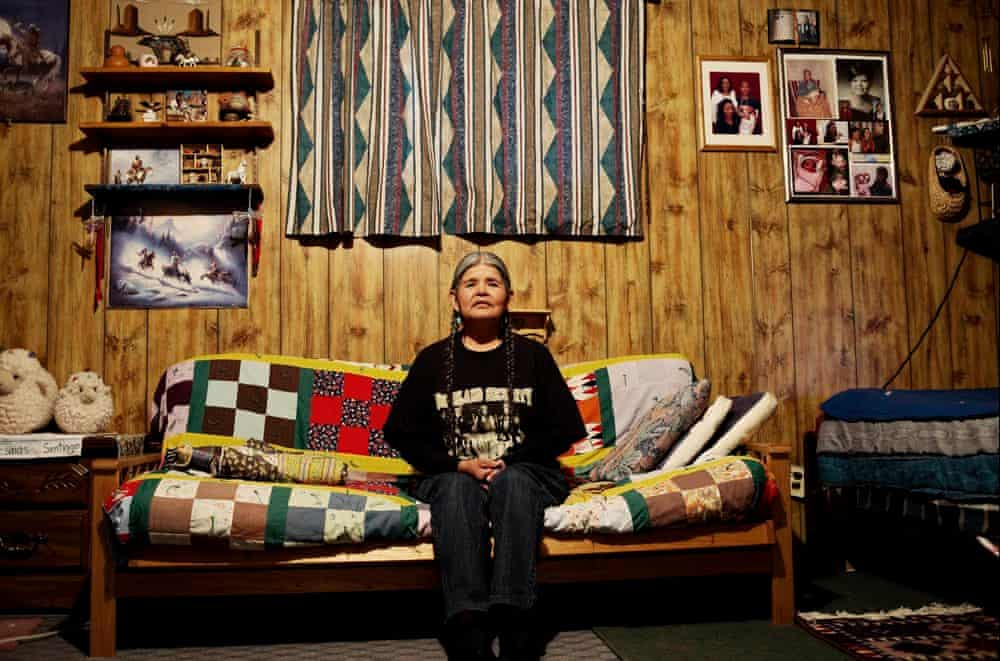 <div>Amá review – shocking story of Native Americans' mass sterilisation</div>