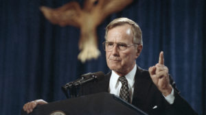 Former President George H.W. Bush Dies: Rep. Cole (Chickasaw) Mourns His Loss