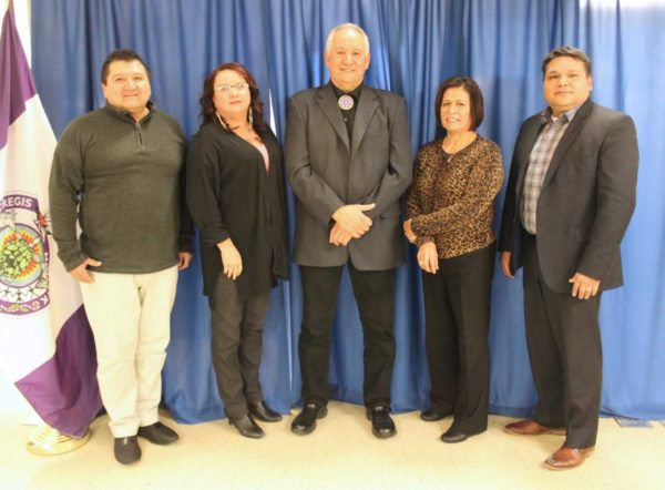 Four Tribal Saint Regis Mohawk Tribal Members Appointed to Police Commission