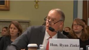 Sen. Udall Statement on Resignation of Interior Secretary Ryan Zinke