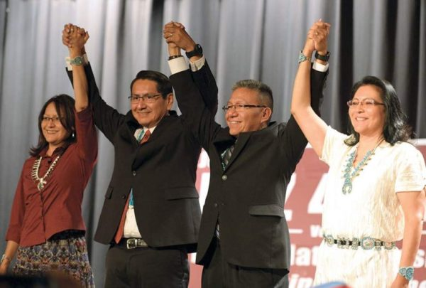 Navajo Nation President-elect Nez Working for Smooth Transition