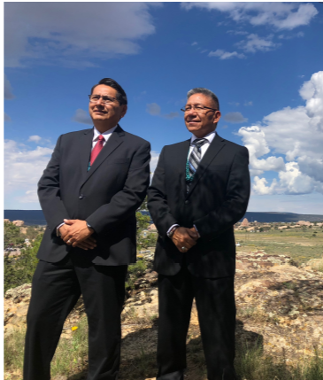 Results of Navajo Nation Presidential-Vice Presidential Election Officially Certified