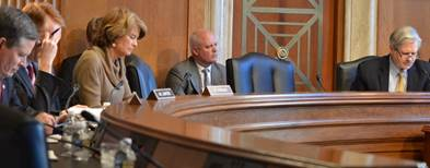 Senate Committee on Indian Affairs Advances Five Pieces of Legislation