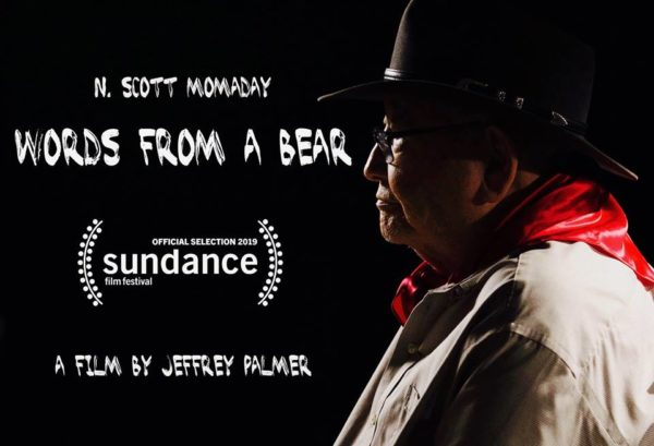 """""""Words from a Bear"""" Film about N. Scott Momaday to Premiere at Sundance Festival"""