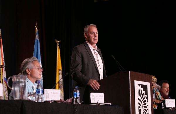 Navajo Nation President Begaye Calls for Timely Replacement for Zinke