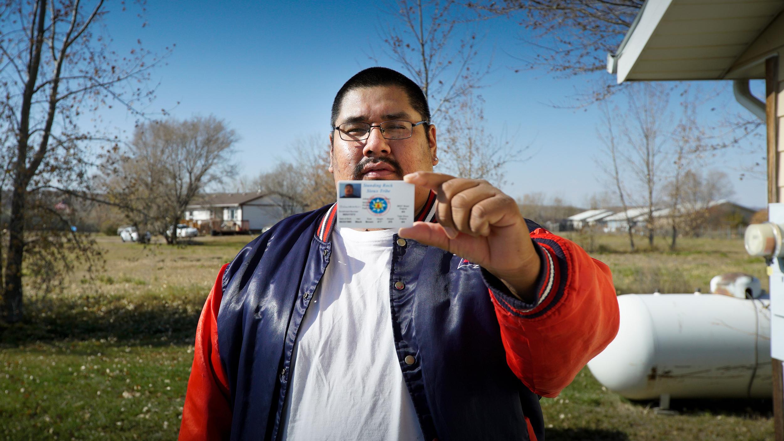 North Dakota asks judge to dismiss tribe's voter ID lawsuit