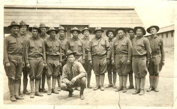 New Website Commemorates American Indians, Alaska Natives in World War I