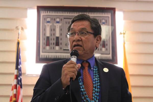 Navajo Nation Begaye Calls on 116th Congress to Pass Navajo Utah Water Rights Settlement