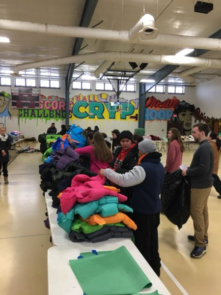 Cheyenne River Youth Project Will Host Annual Winter Coat Distribution for Family Services Members on Jan. 23