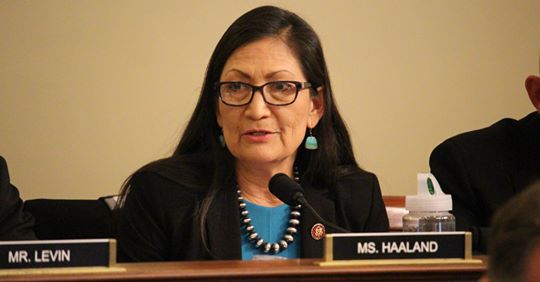 Rep. Haaland Elected to Leadership Positions on House Committee on Natural Resources