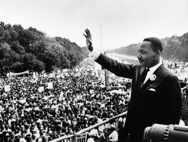 "Billy Mills: A Letter to Our Youth on ""I Have a Dream"" Speech"