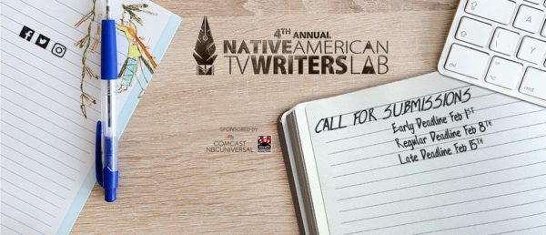 Fourth NATIVE AMERICAN TV WRITERS LAB Calls for Script Submissions