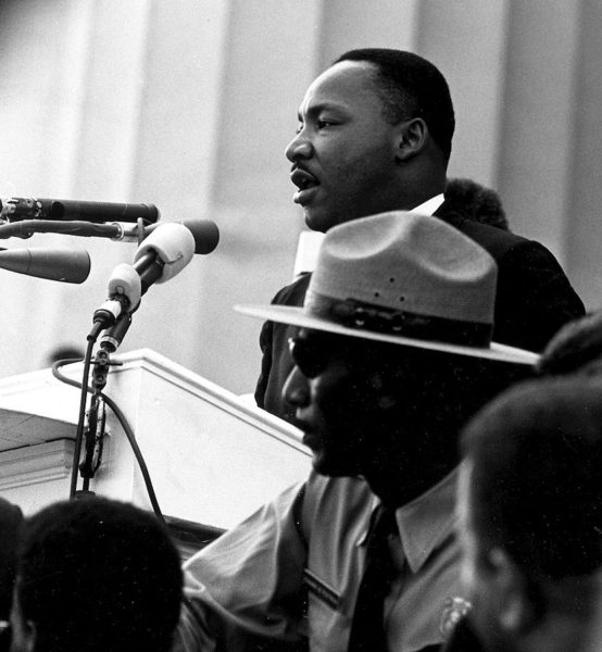 Dr. Martin Luther King Jr: Our Nation was Born in Genocide