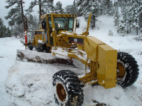 Navajo Nation Office of President & Vice President Urges Navajos to Prepare for Winter Storm