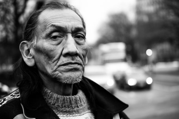 """Nathan Phillips: """"I Was Afraid for the Four Black Men Surrounded by a Mob"""""""