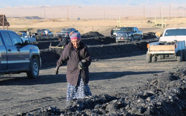 Nearly 3,000 Families Expected to Receive Free Navajo Mine Coal