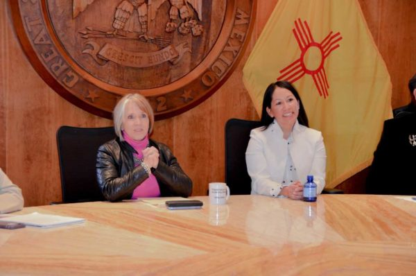 Council Congratulates Lynn Trujillo, Newly Appointed CabinetSecretary Designee for New Mexico Indian Affairs Department