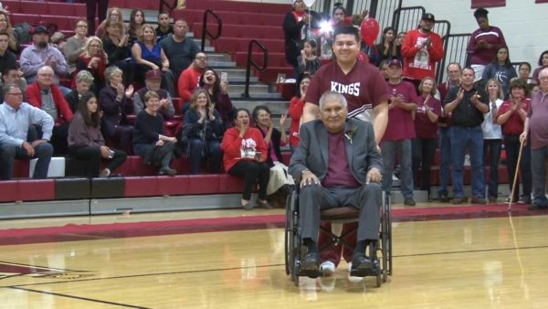 Cocopah Elder Inducted into Kofa Kings Athletic Hall of Fame