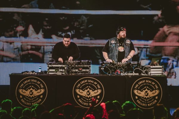 A Tribe Called Red to Headline 2019 Gathering of Nations – Stage 49
