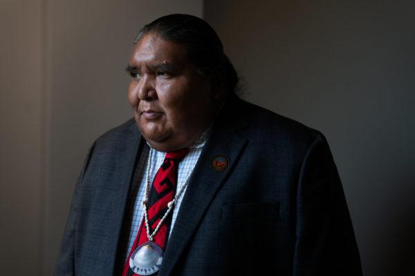 "Tohono O'odham Nation Tribal Leader Who Opposes Trump's Border Wall: ""It's America killing America"""