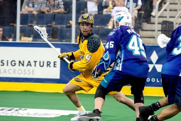 "Lacrosse Great Lyle Thompson Calls Out Announcer for Racist ""Ponytail"" Remark"