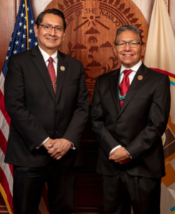 New Navajo Administration Delivers Its First State of Navajo Nation Address