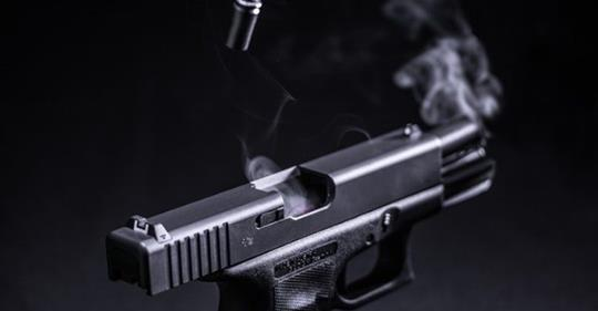 Navajo Ranger Shot While Playing Russian Roulette
