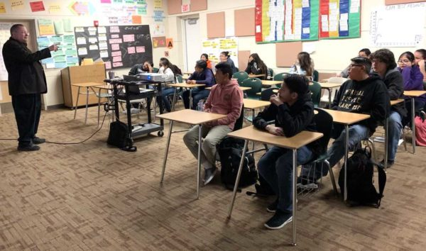 Navajo Technical University Connects Career Pathways for Middle School Students