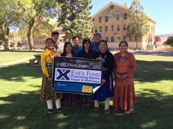 Eve's Fund's Awards $10,500 in Scholarships to 11 Navajo Prep School Students