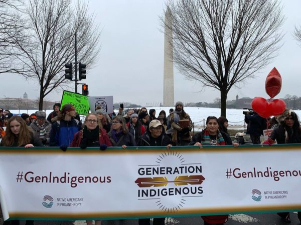 #GenIndigenous Response Fund Announces 19 Grants to Support Native Youth Organizing & Movement Building