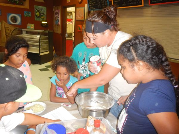 Cheyenne River Youth Project Will Host Youth Cooking Classes in March & April