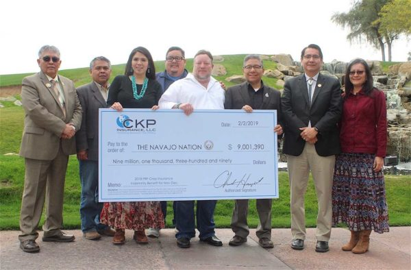 Navajo Nation Gains $9 Million Second-year Return on Agricultural Insurance Investment