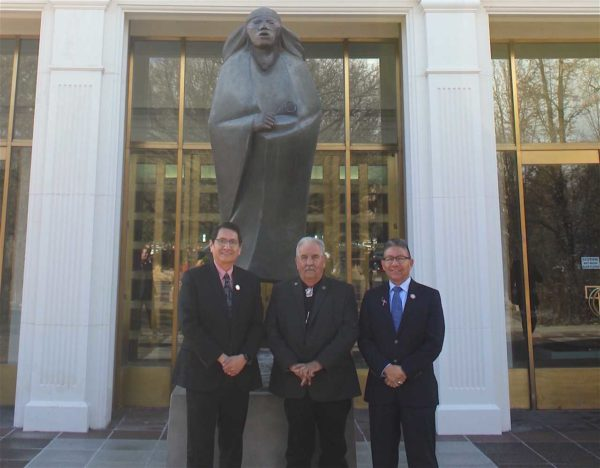 Nez Administration Advocate for NavajoNation Capital Outlay & Tribal Infrastructure Fund Projects