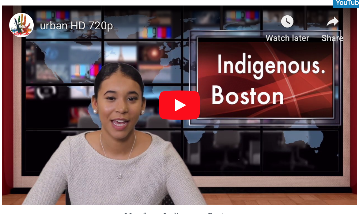 Subscribe to Indigenous Boston