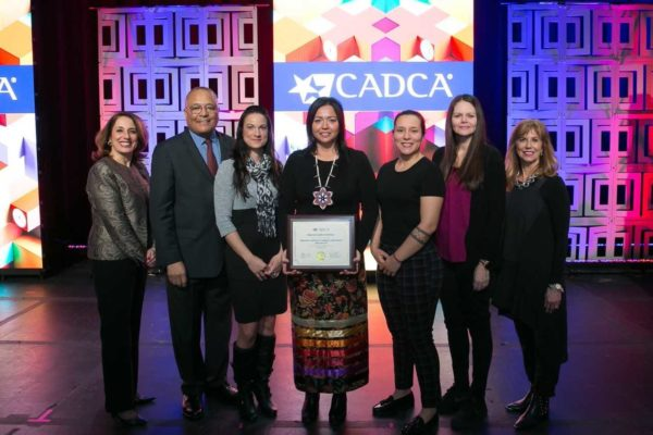 Akwesasne Coalition for Community Empowerment Honored at CADCA'S National Leadership Forum