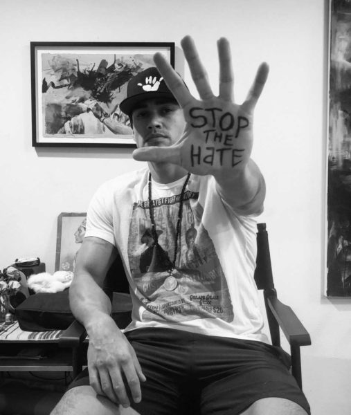 "Native Actor Martin Sensmeier Spearheads 2019 ""Stop Disenrollment"" Campaign"