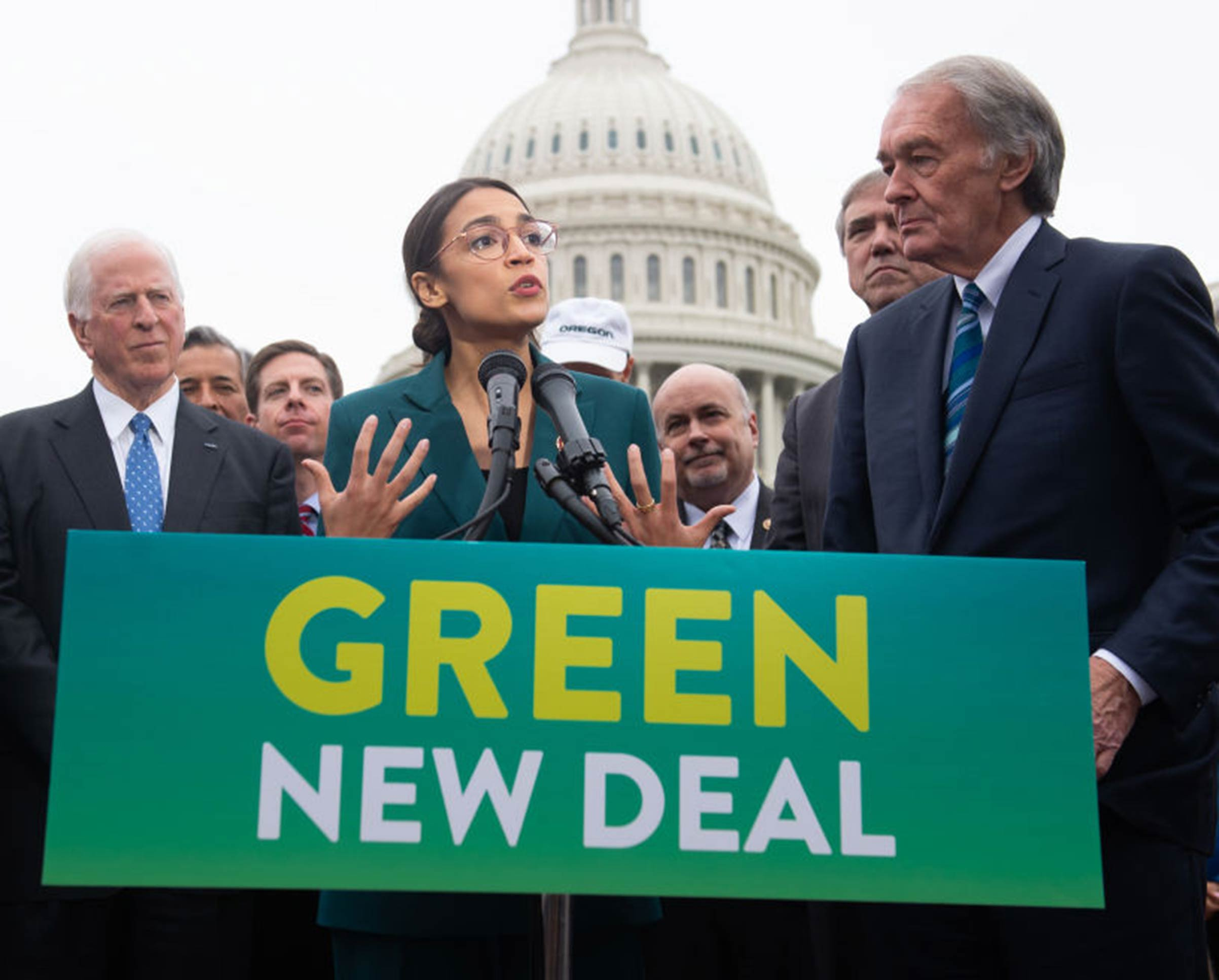 Is the New Green Deal good for Indigenous People? Read it in full for yourself.