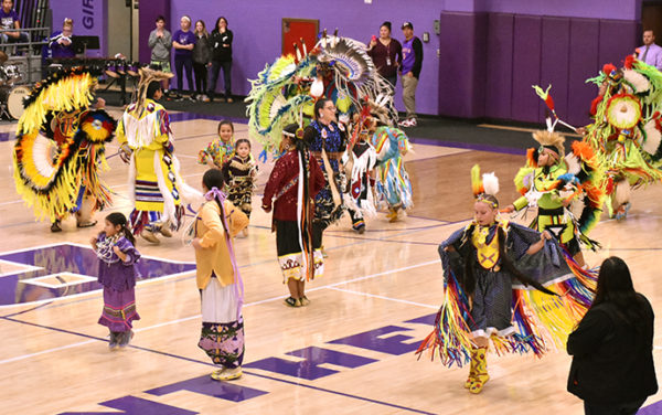 Prairie Band Potawatomi Nation Recognized by the Royal Valley Unified School District