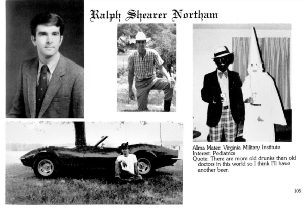 In Light of Racist Photo, Virginia Governor Should Resign