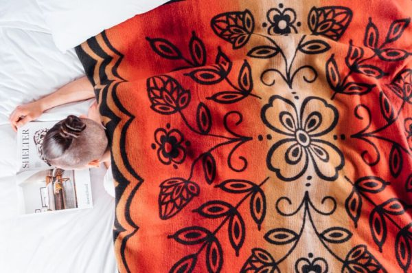 Eighth Generation Looking for Artist to Design Wool Blanket