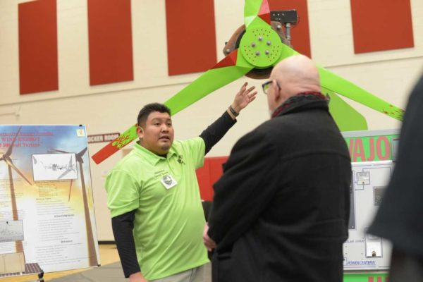 Energy Research Receives Recognition at Navajo Technical University's 7th Annual Research Day