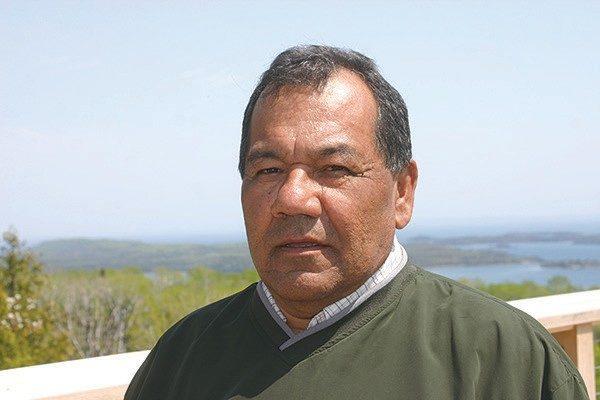 U.S. Senator Tina Smith Honors Grand Portage Chairman Norman Deschampe with Senate Tribute