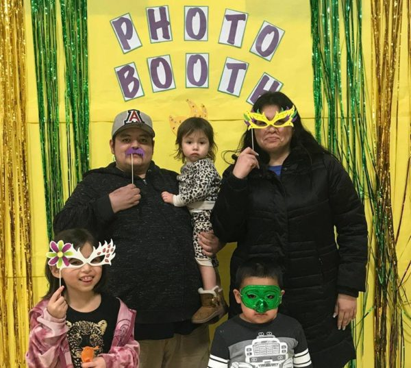 The Cheyenne River Youth Project's Masquerade Ball & Community Dinner Draws Nearly 100 People