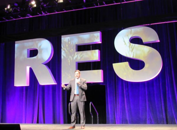Thousands from Indian Country Gather is Las Vegas for RES 2019