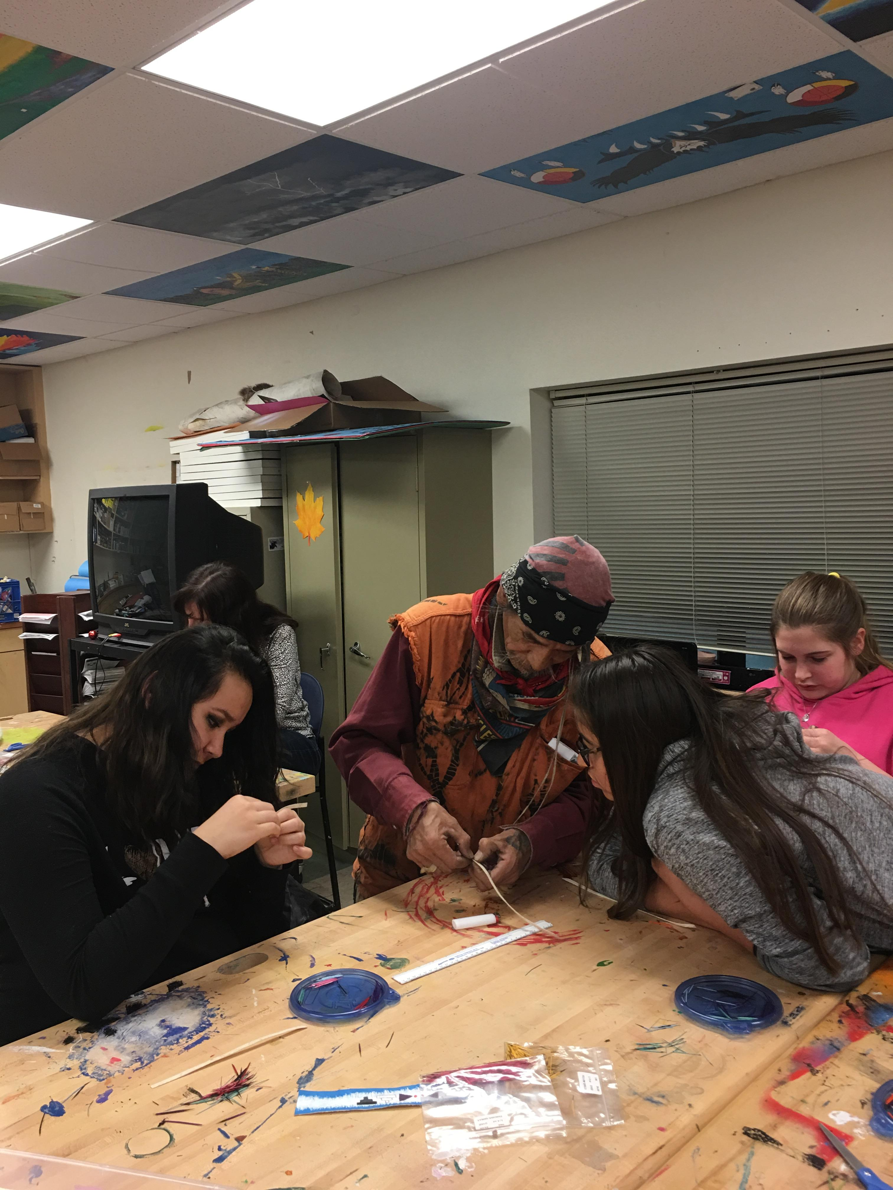 Cheyenne River Youth Project Will Host Three New Lakota Culture Camps This Spring Through its Waniyetu Wowapi Lakota Youth Arts & Culture Institute