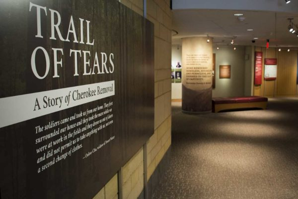 March 24, 1839: 180th Anniversary of Trail of Tears is Time to Reflect and Look Forward