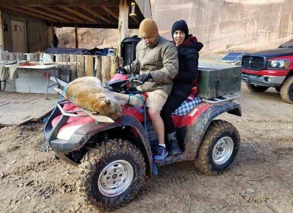 Navajo Family Kills 3 Cougars in Canyon de Chelly