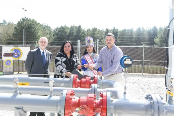 After 20 Years in the Making, Mississippi Band of Choctaw Tribe Gets Natural Gas Hookup