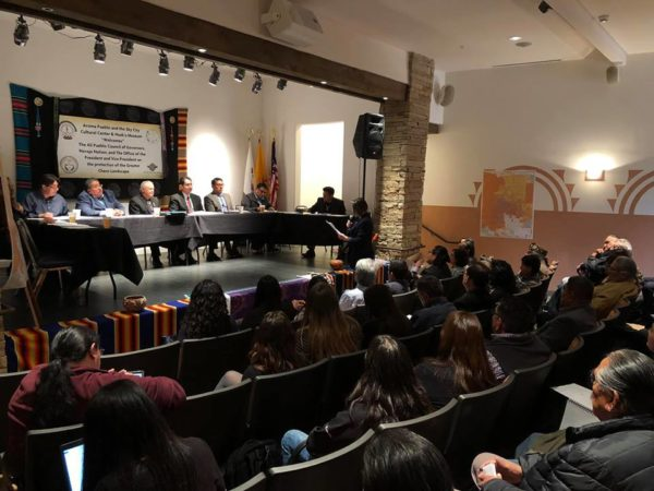 Tribal Leaders Host Second Historic Summit to Support the Protection of the Greater Chaco Landscape