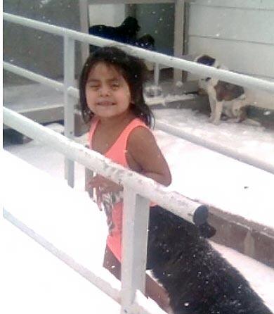 Aneth Toddler Still Missing
